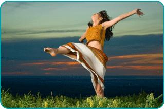 dance as a spiritual pursuit
