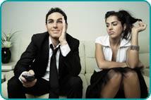 Dating: Guy ignoring Girl