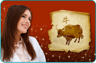 chinese love astrology female ox