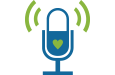 Real People Mic Icon