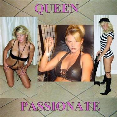 Queen Passionate Tic Toc