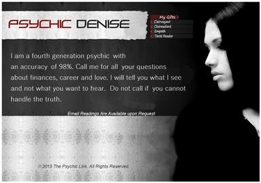 Psychic Denise